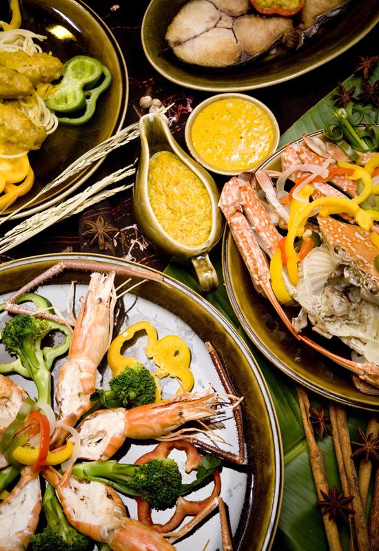 и, конечно, бесподобную тайскую кухню!
