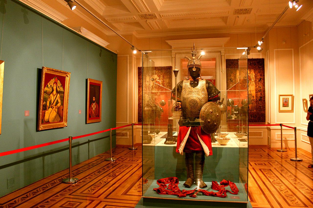 Музей искусств Азербайджана, коллекция античного и средневекового искусства