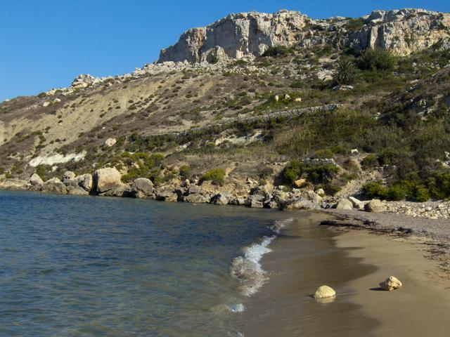 Пляж Мджибах, Меллиха, Мальта.jpg