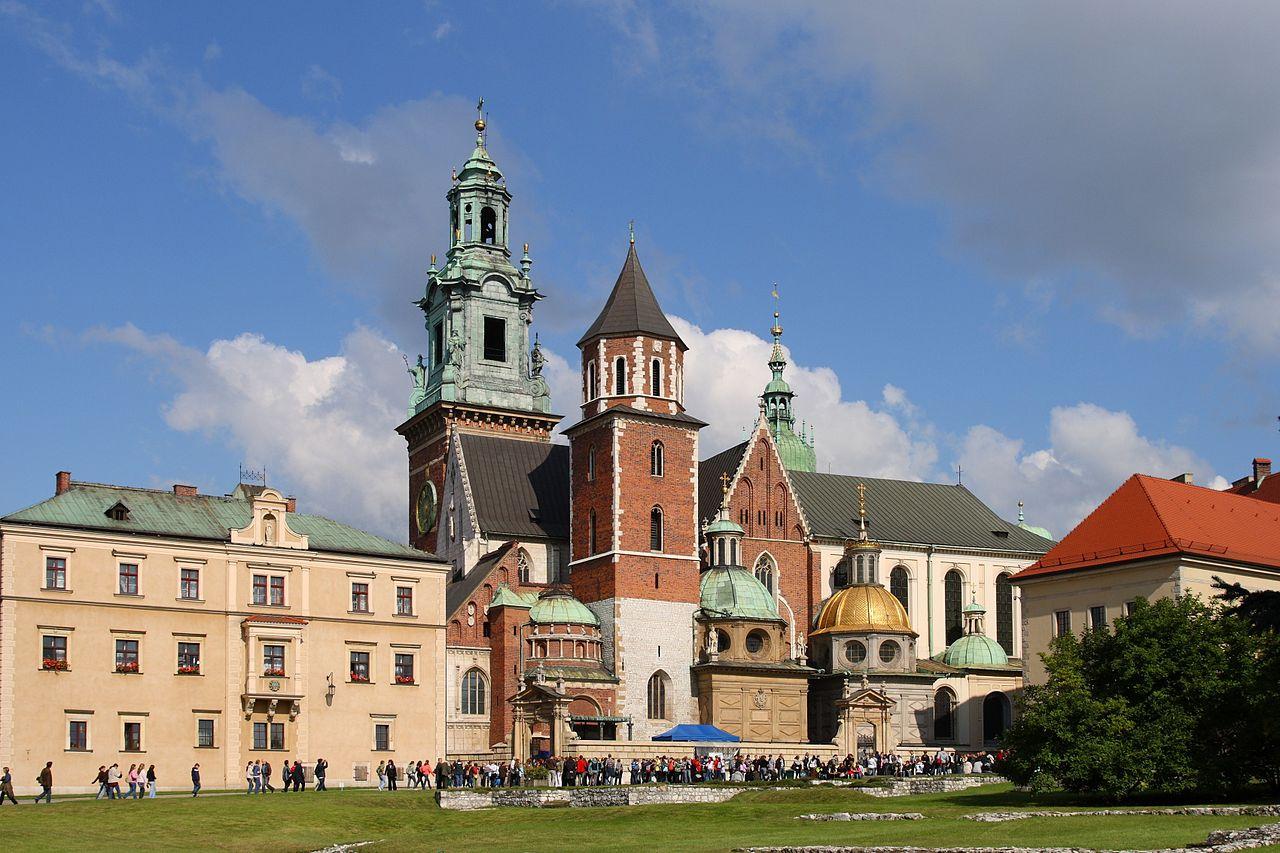 Вавельский собор Св. Станислава и Вацлава