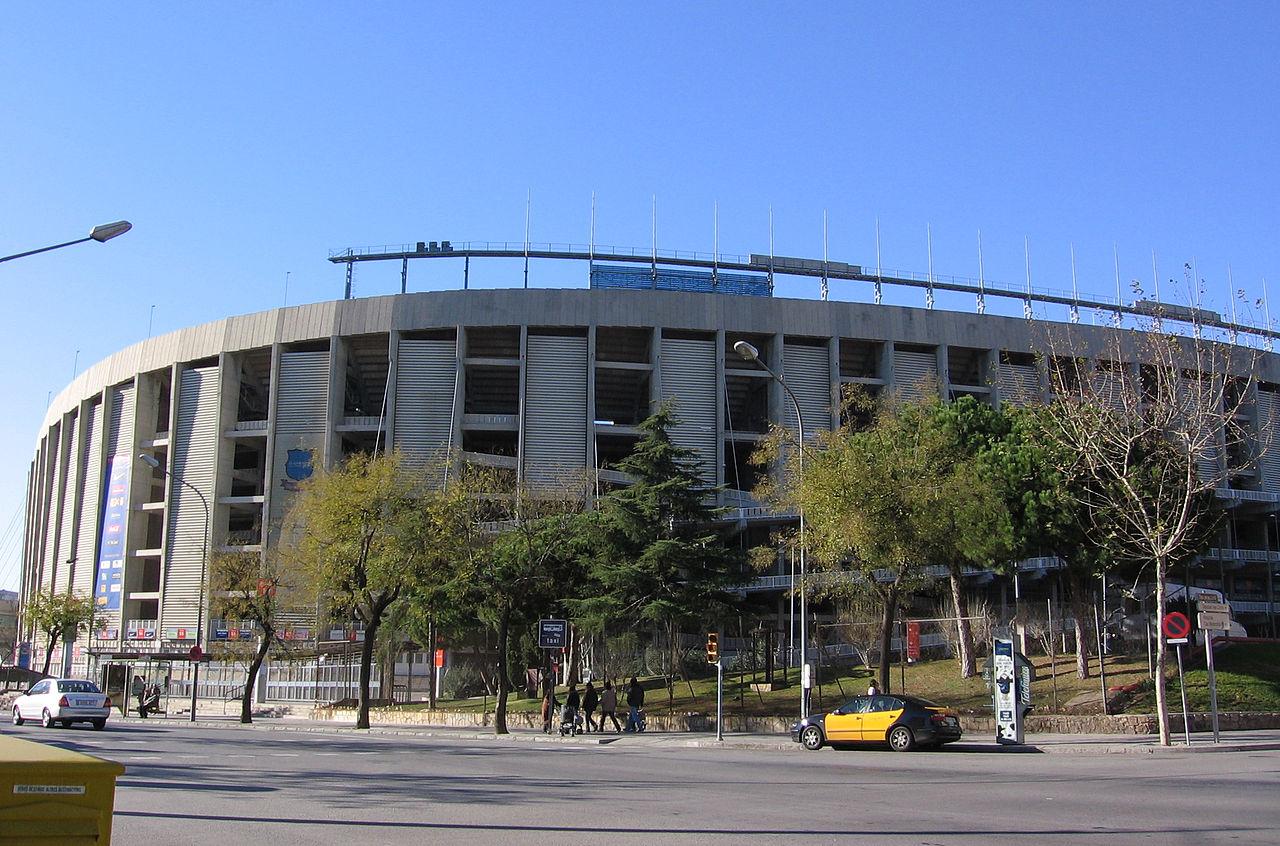 Камп Ноу, стадион Барселоны
