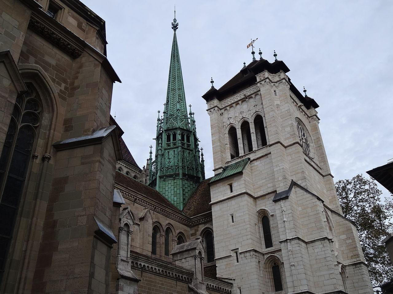 Кафедральный собор святого Петра, Женева