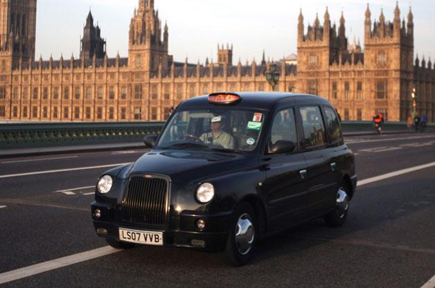 Лондонские кэбы опять признаны идеальными такси