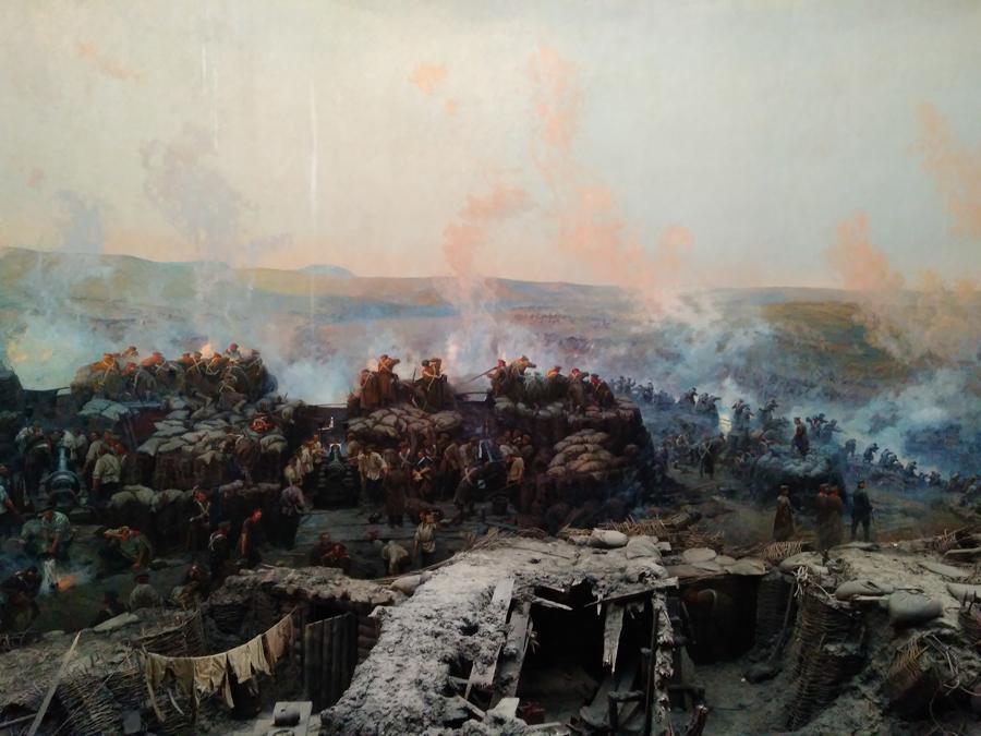 Музей «Оборона Севастополя 1854-1855 гг.»