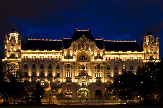 Gresham Palace в Будапеште.jpg