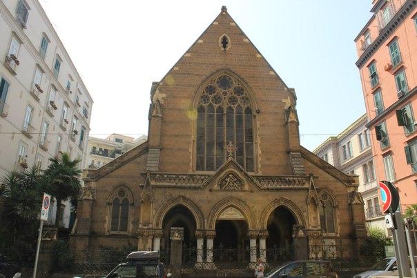 Англиканская церковь, Неаполь