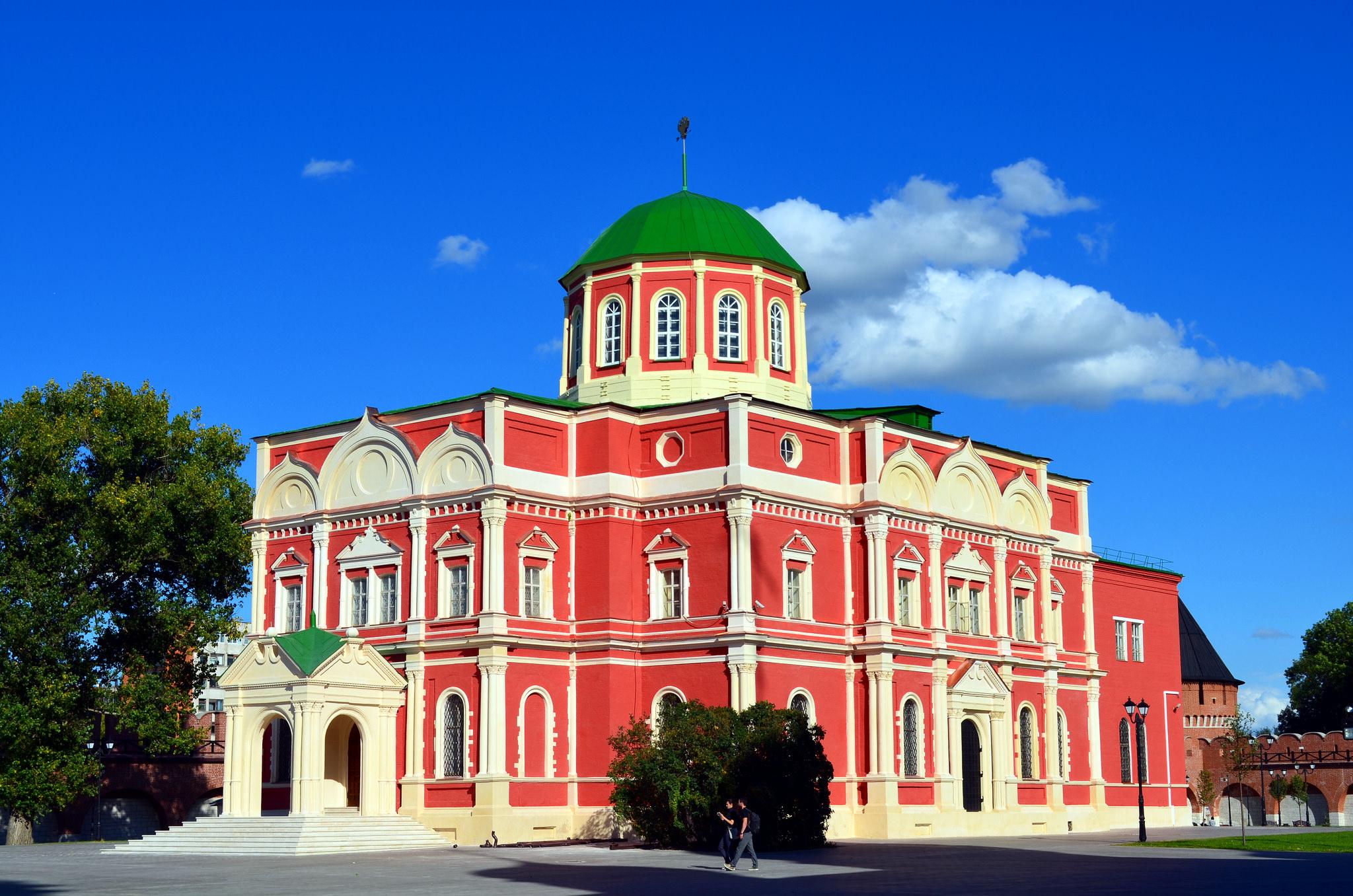 Богоявленский собор Тульского кремля, Тула