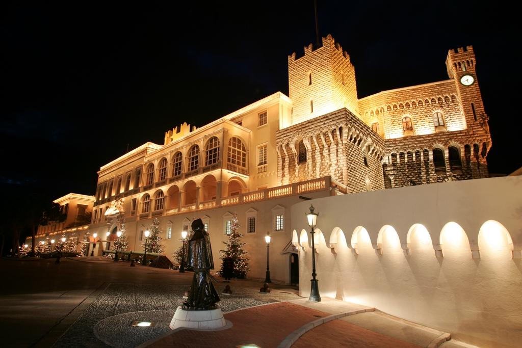фото дворца в монако история