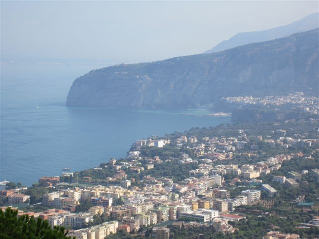 Виды Сорренто, Италия