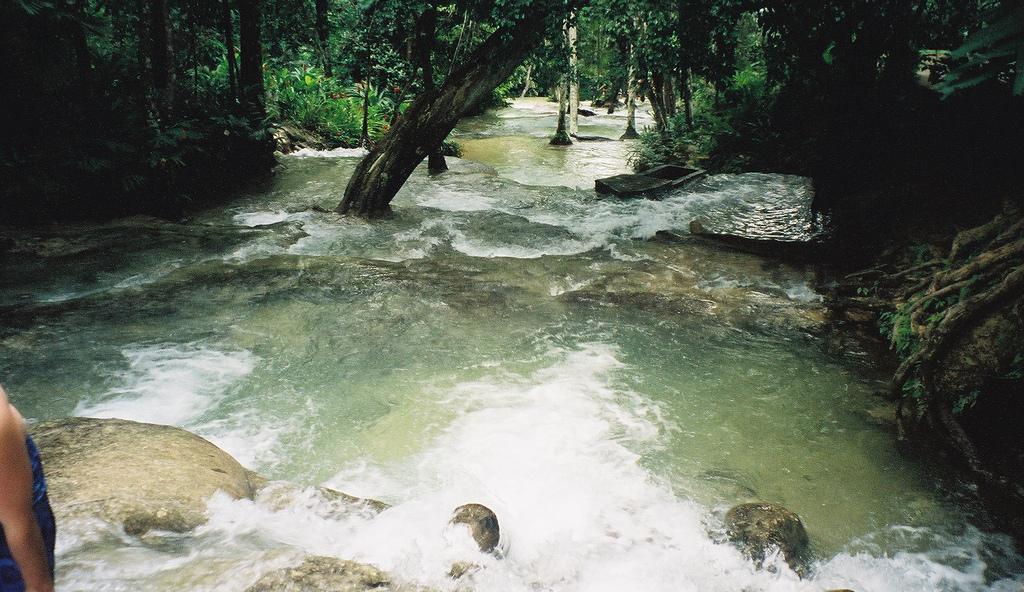 Каскад водопадов Даннс-Ривер