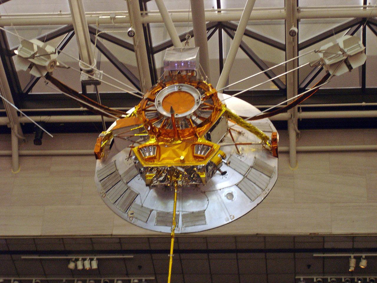 Национальный музей авиации и космонавтики, аппарат «Пионер»