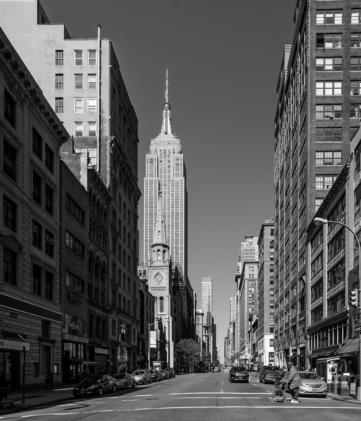 Улица Пятая авеню, Нью-Йорк