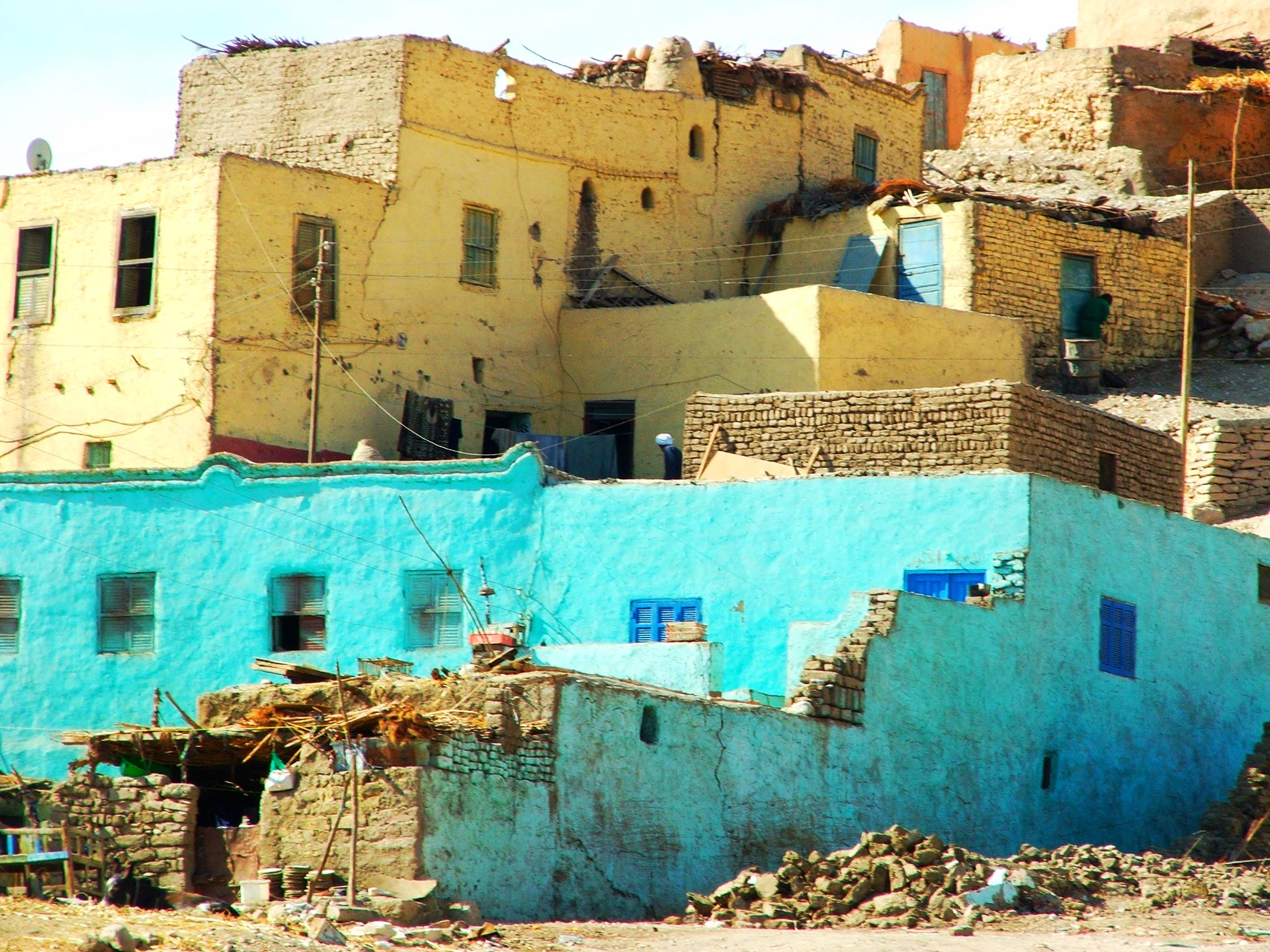 Город мертвых, Луксор
