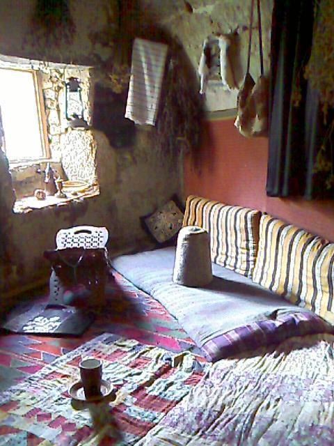 Реконструкция кельи шейха общины дервишей