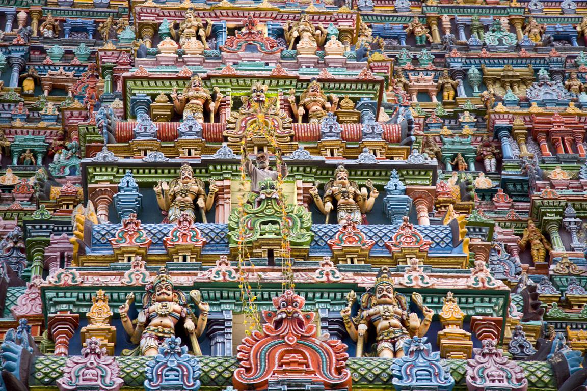 Храм Минакши, Мадурай