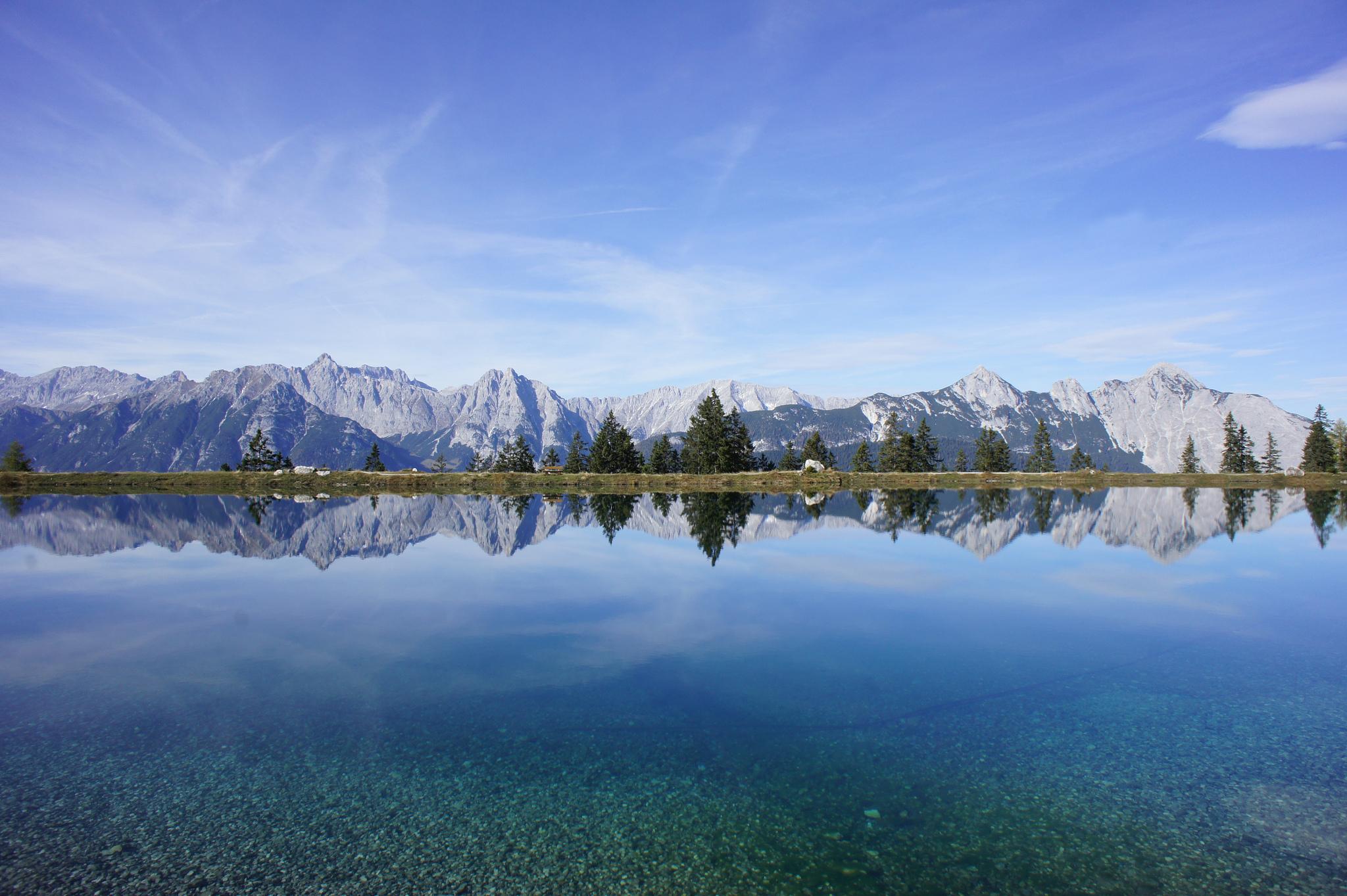 Австрийские Альпы, Зеефельд
