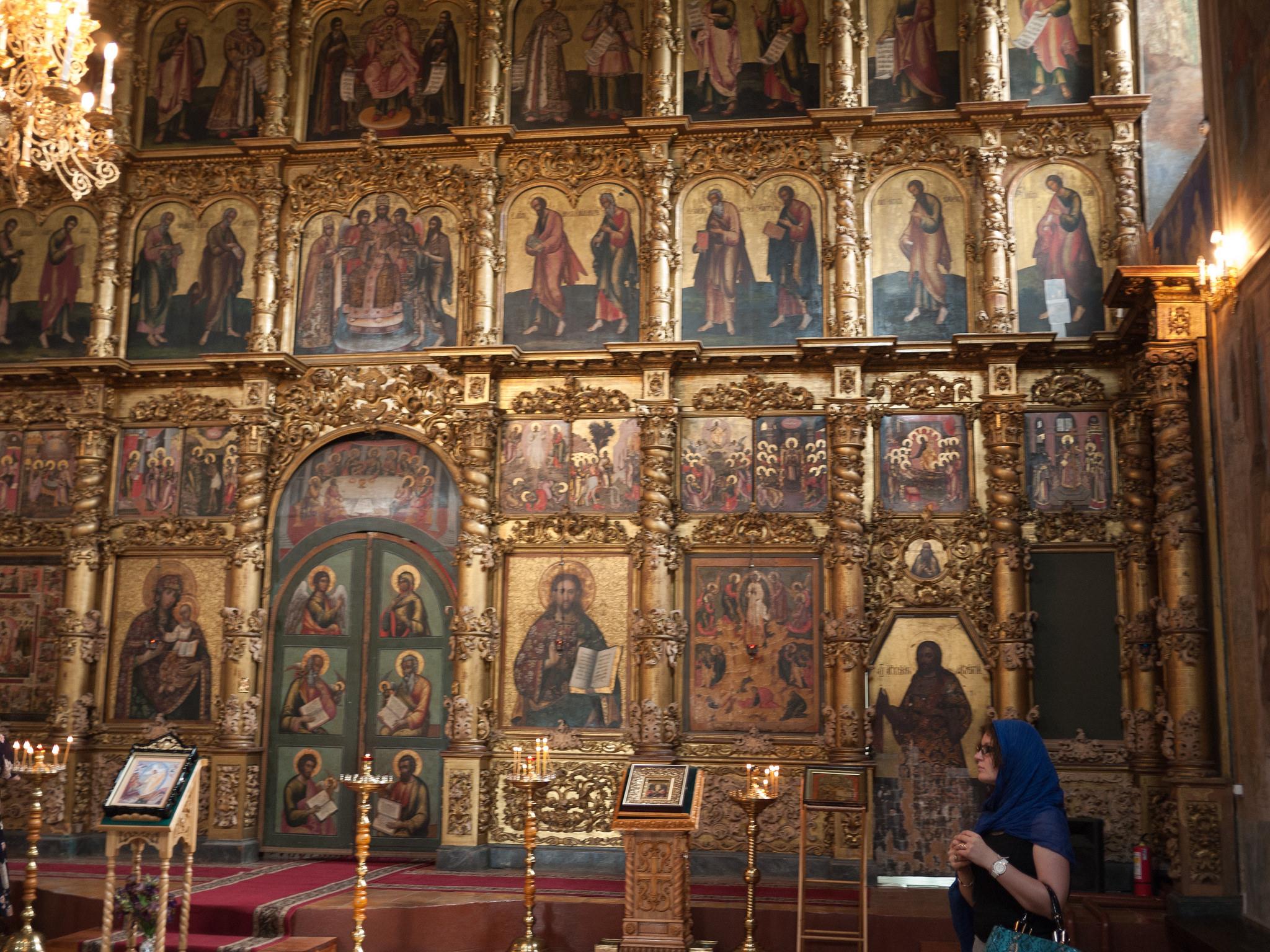 Иконы, Алексеевский монастырь в Угличе