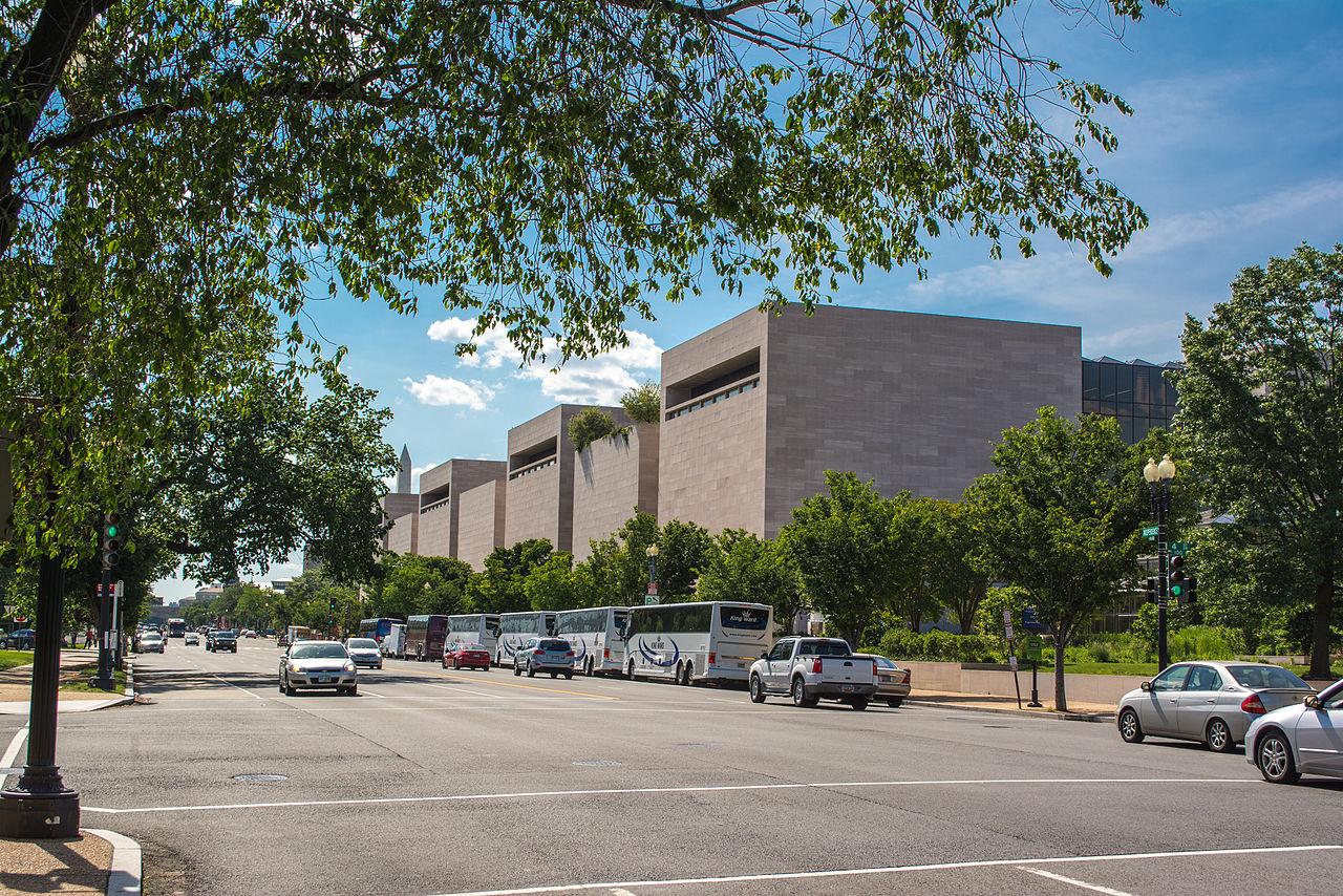 Национальный музей авиации и космонавтики, Вашингтон