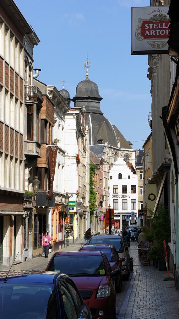 На улицах Брюсселя, Бельгия.jpg