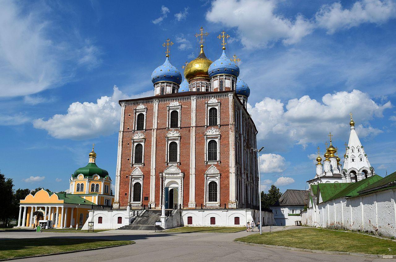 Рязанский кремль, Успенский собор