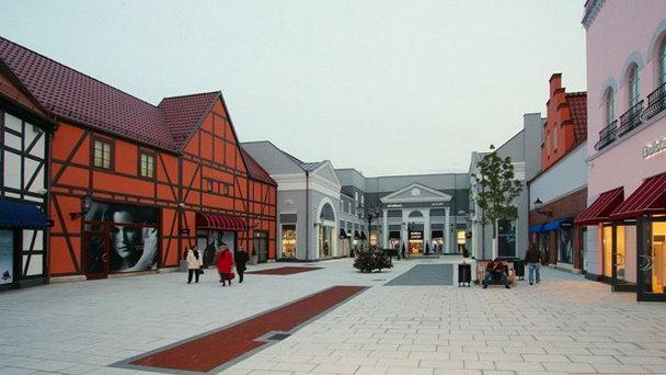 Designer Outlet Center Wustermark