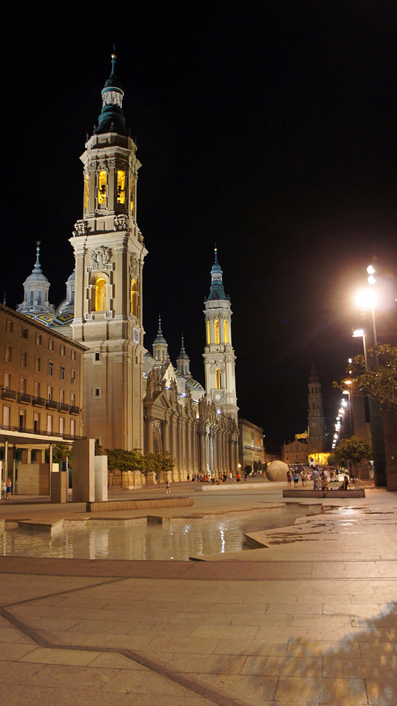 На улицах Сарагосы, Испания.jpg