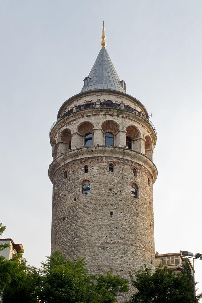 Смотровая Галатская башня