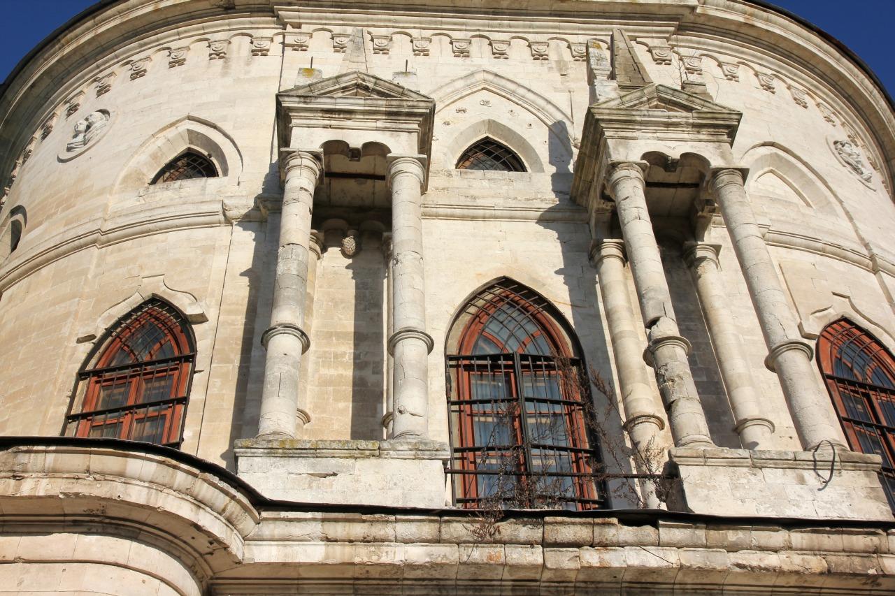 Быково, Владимирская церковь , детали отделки