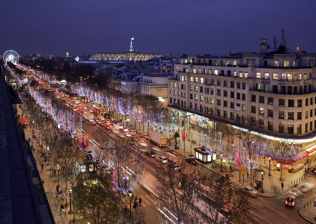 Доклад про елисейские поля в париже 9089