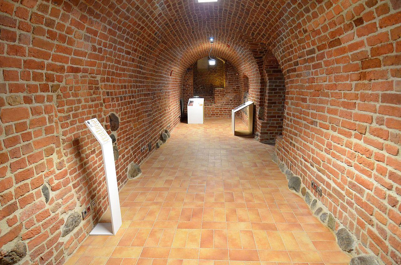 Исторический музей Варшавы, интерьер