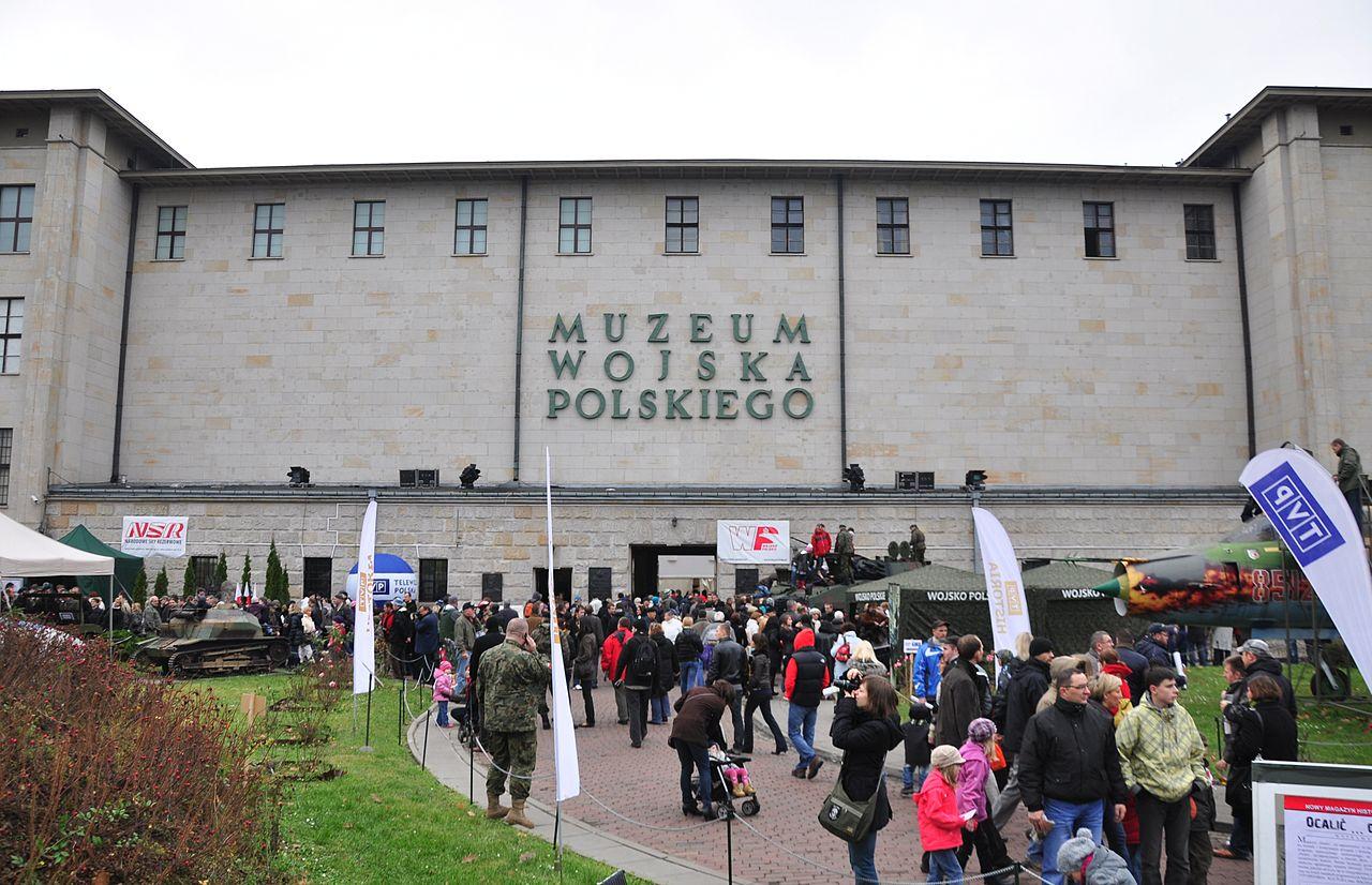 Музей Войска Польского, Варшава