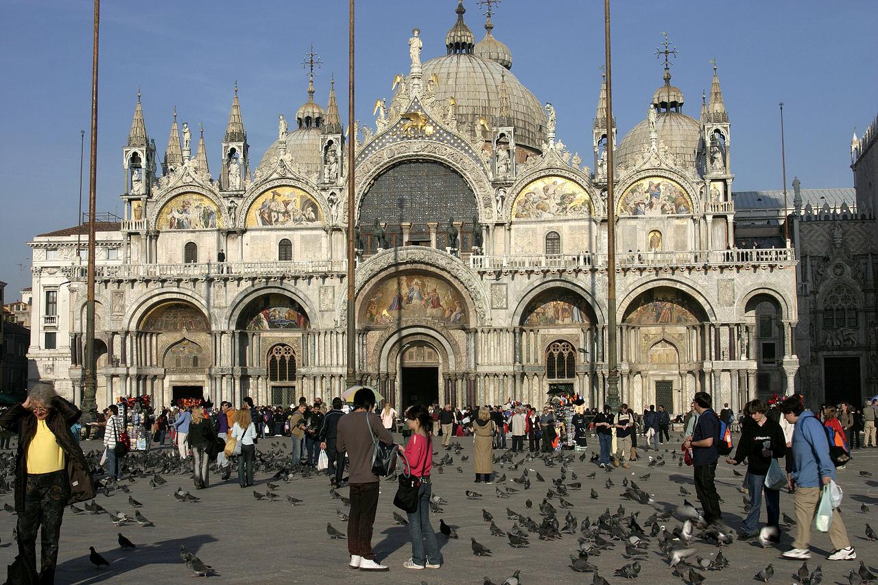 Собор Сан-Марко, кафедральный собор Венеции