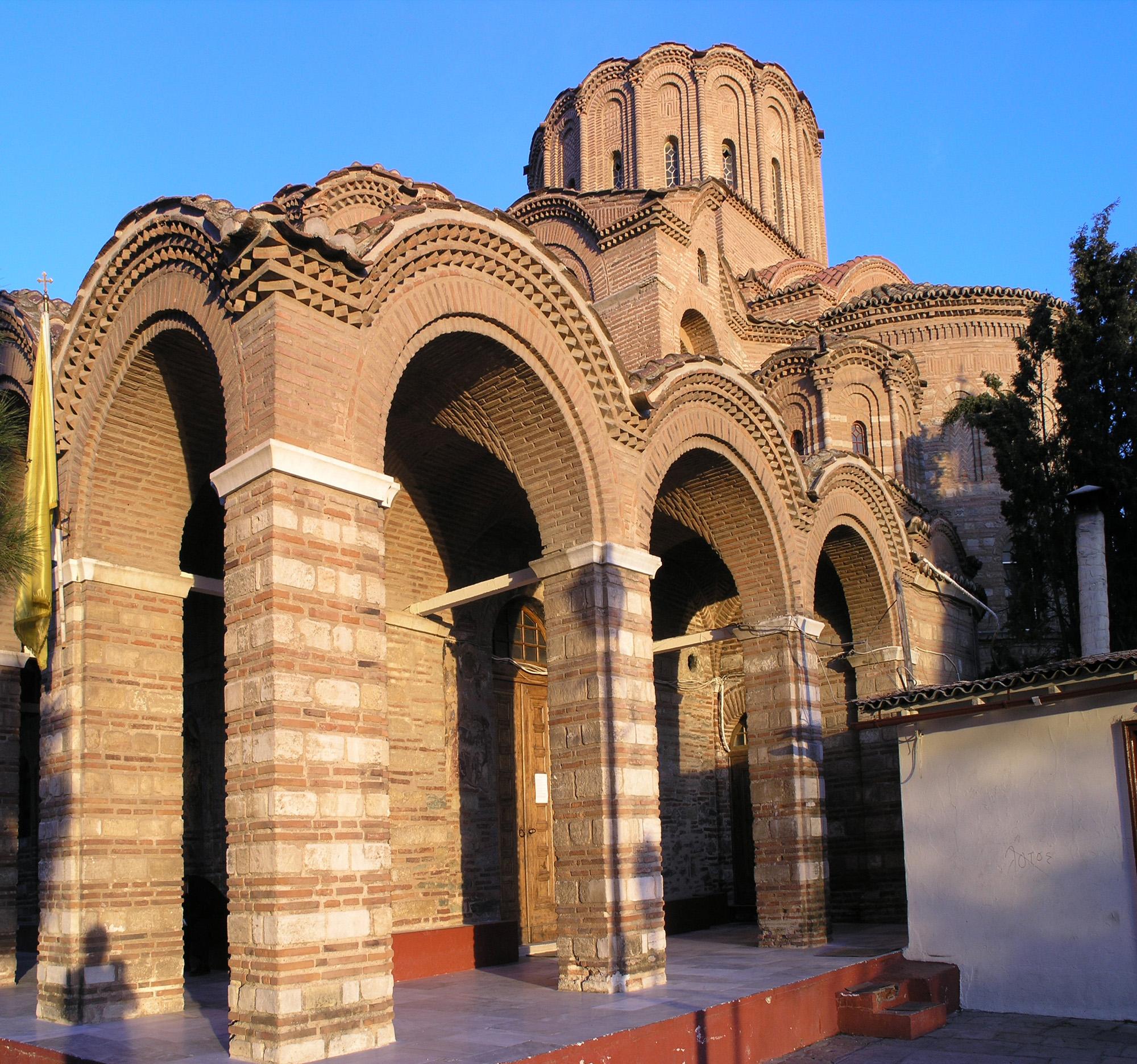 Церковь Пророка Илии в Салониках