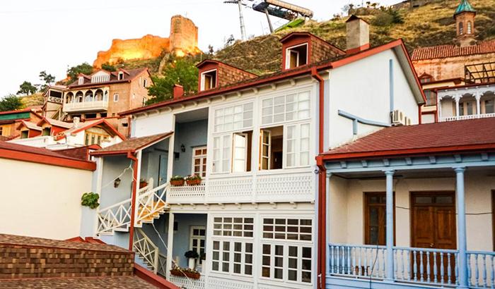 7 недорогих отелей в Тбилиси Guest House Goari 1.jpg