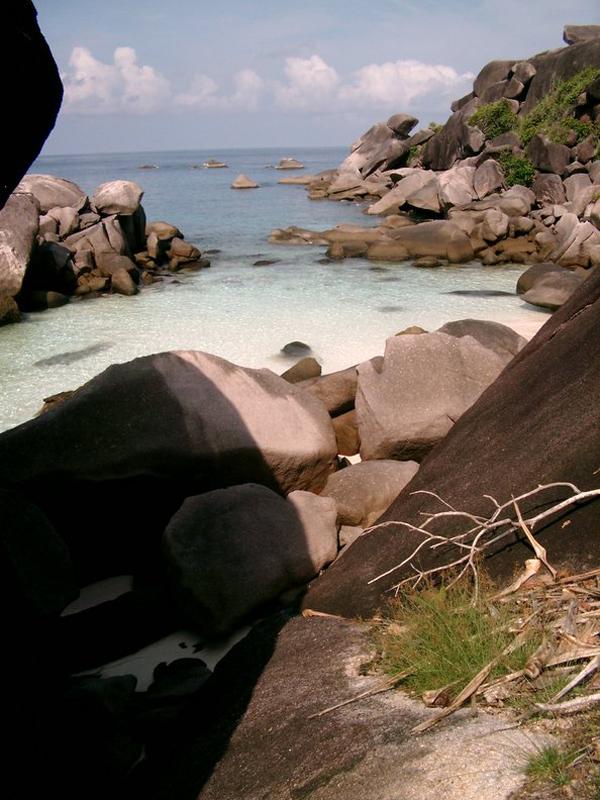 Пейзажи острова Као-Лак