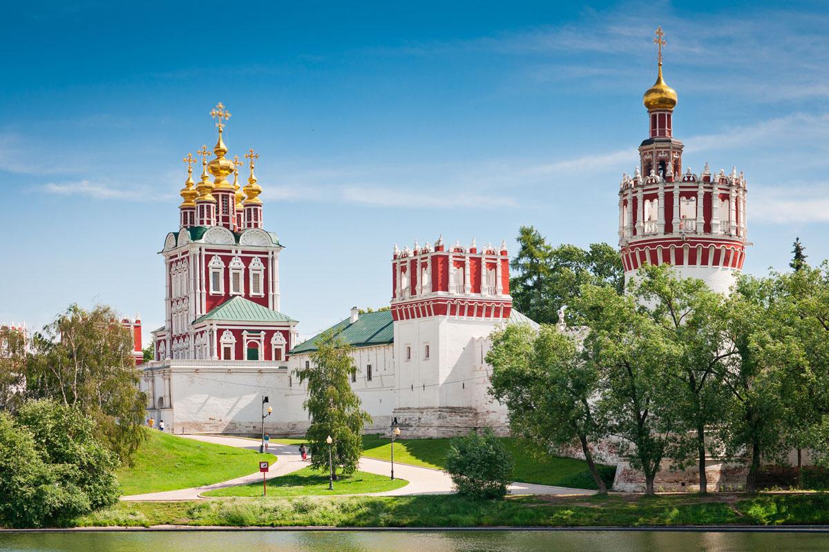 Гостиницы Москвы на карте Travelru