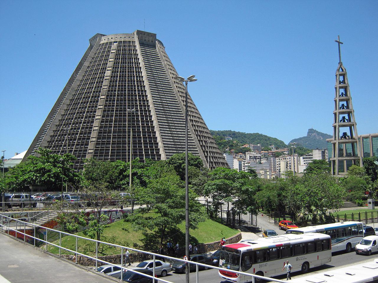 Собор Св. Себастьяна, кафедральный собор в Рио-де-Жанейро