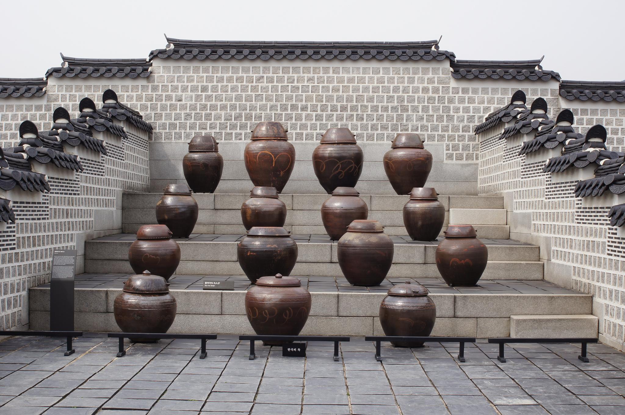 Дворцовый комплекс Кёнбоккун, Сеул