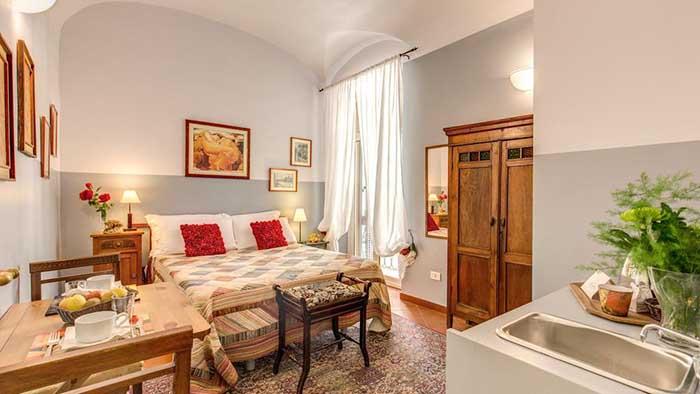 Недорогие отели Рима La casa di Amy 2.jpg