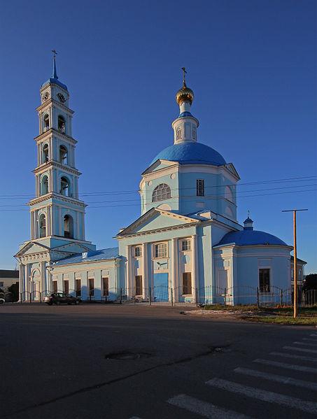 Церковь Введения, Кашира