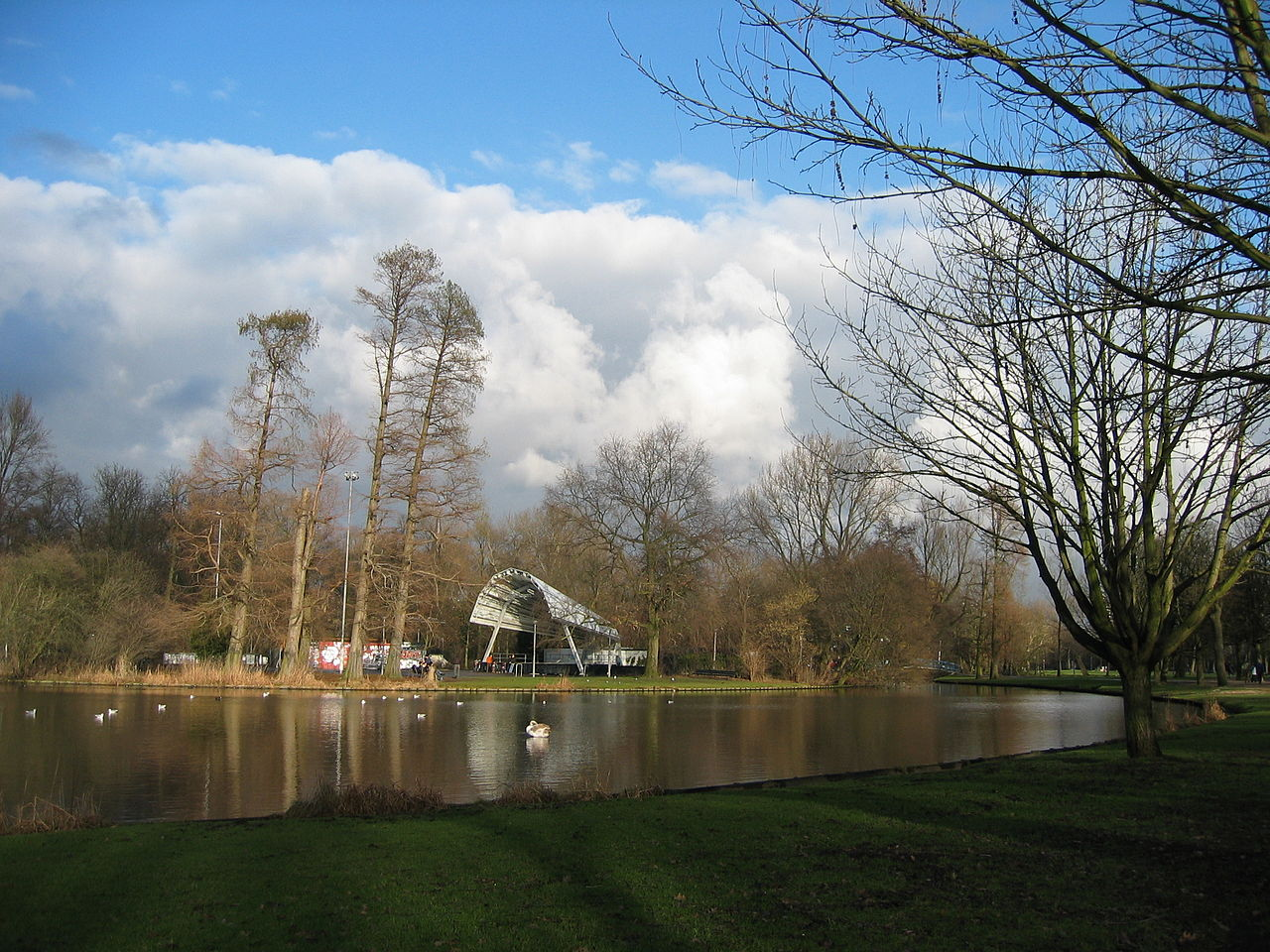 Парк Вондела, театр под открытым небом
