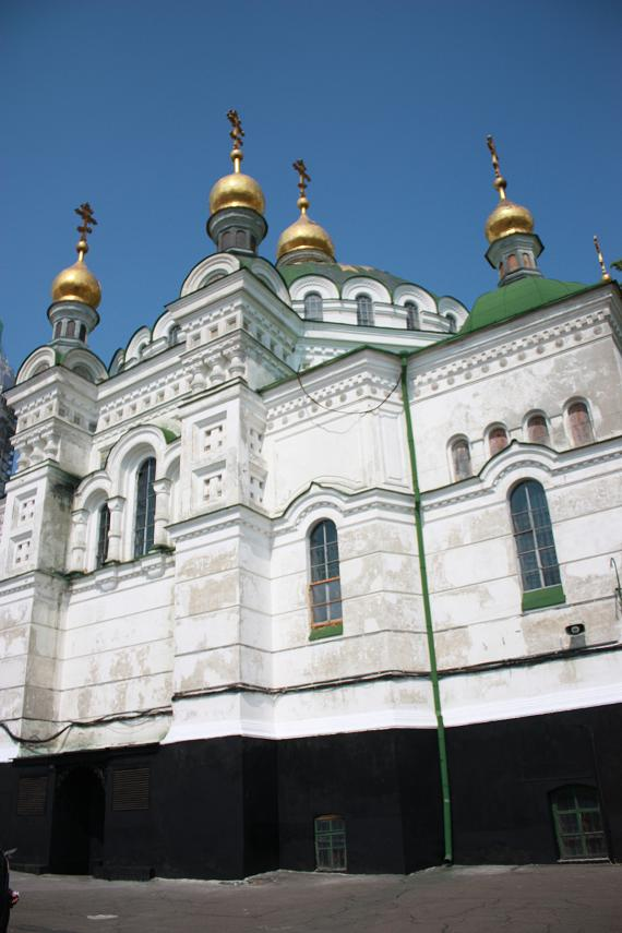 Соборы Киево-Печерской Лавры, Киев