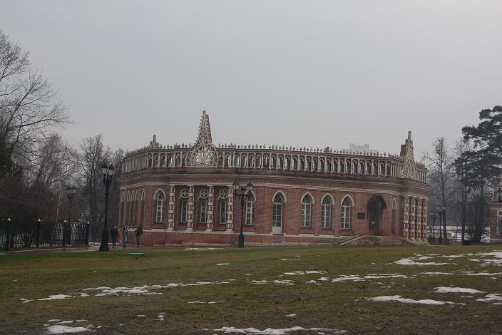 Архитектура Царицыно