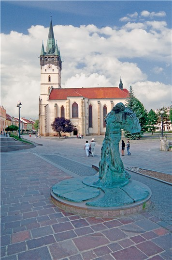 Город Прешов, Словакия