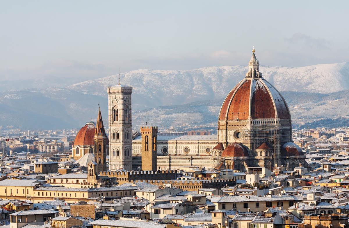 Флоренция посмотреть в первую очередь