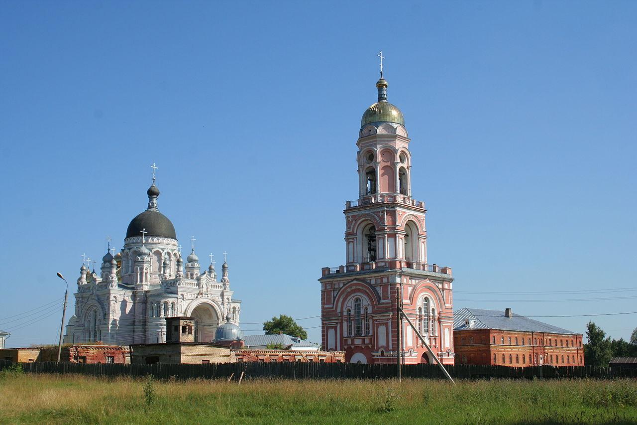 Казанский монастырь в Вышнем Волочке