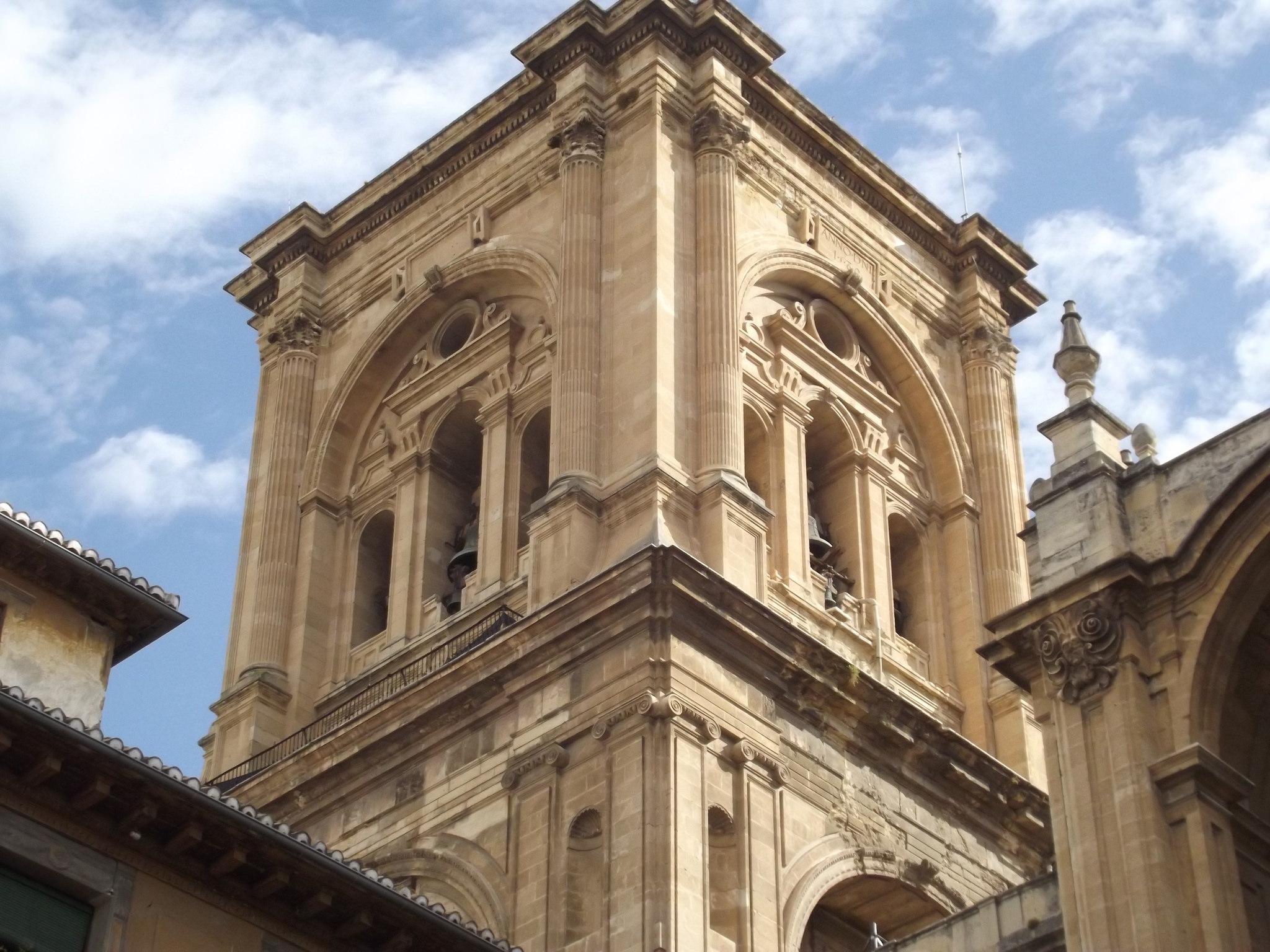 Кафедральный собор Гранады, башня