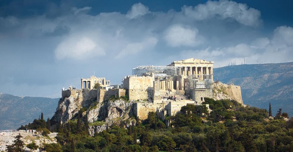 Потрясающие Афины