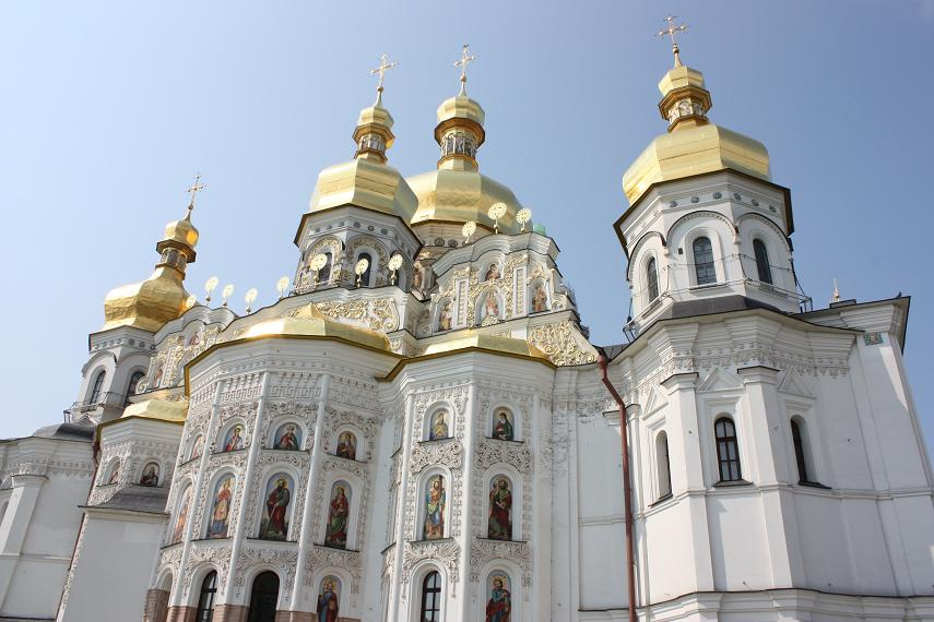 Храмы Киево-Печерской Лавры, Киев