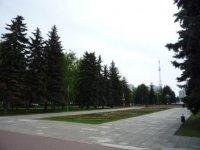 Сквер на площади Революции